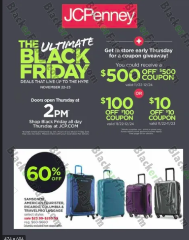 Samsonite Black Friday 2020 Deals Exciting Offers On
