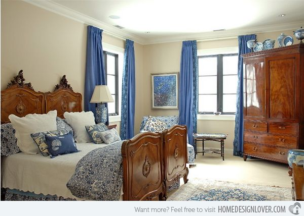 15 Awesome Antique Bedroom Decorating Ideas | My kind of ...