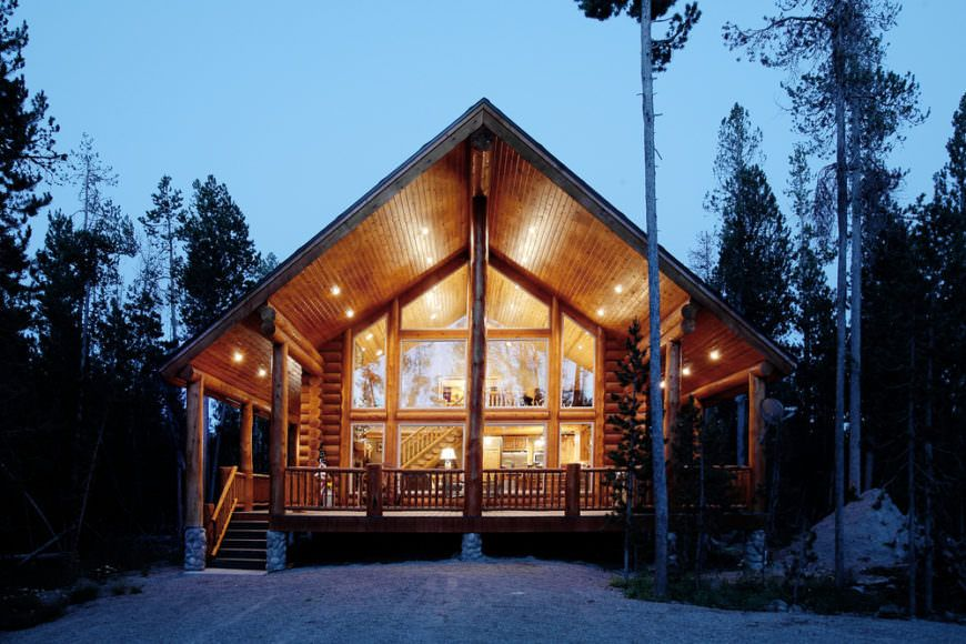 42 Stunning Log Homes Mansions Photos Log Cabin Homes Log Homes Cabins And Cottages