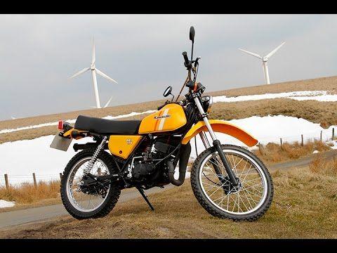 Kawasaki KE 175 | motorcycles | Kawasaki motorcycles