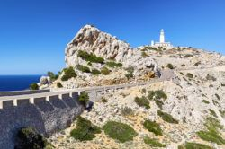 Mallorca - Cap Formentor mit Leuchtturm https://www.kanaren-balearen.de/balearen/mallorca/