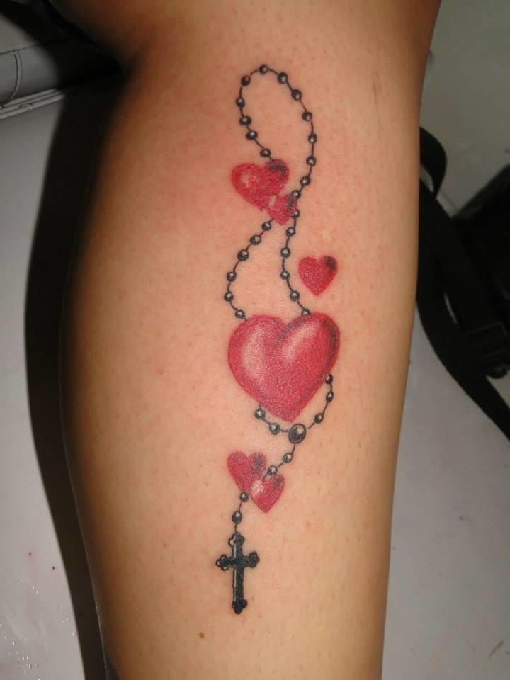 Tatuagem De Anjo Delicado Na Perna Fotos Tatuagem