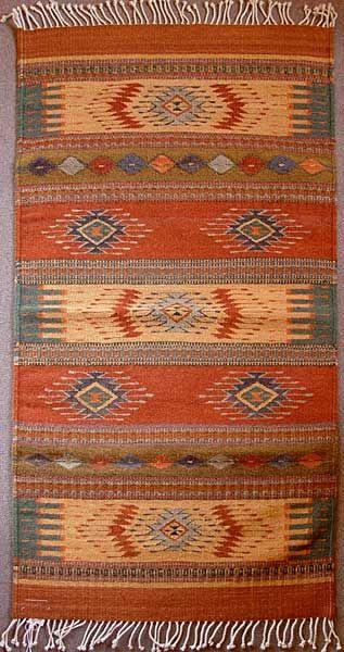 Zapotec Rug Oaxaca Rug Rugs Mexican Rug American Decor