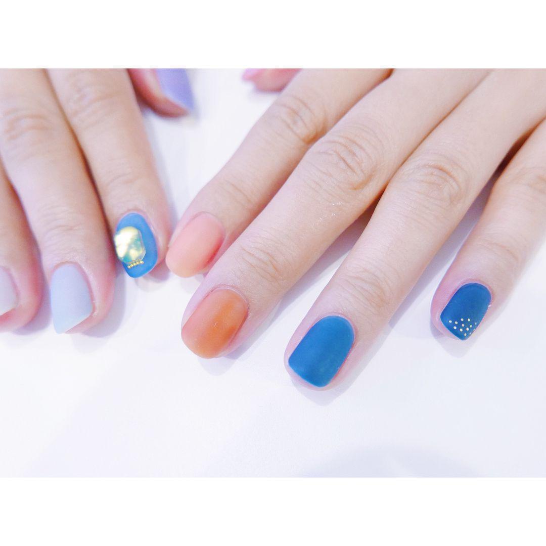 Japanese Nail Art Idea AkiWarinda  Nail Art  Pinterest  Japanese