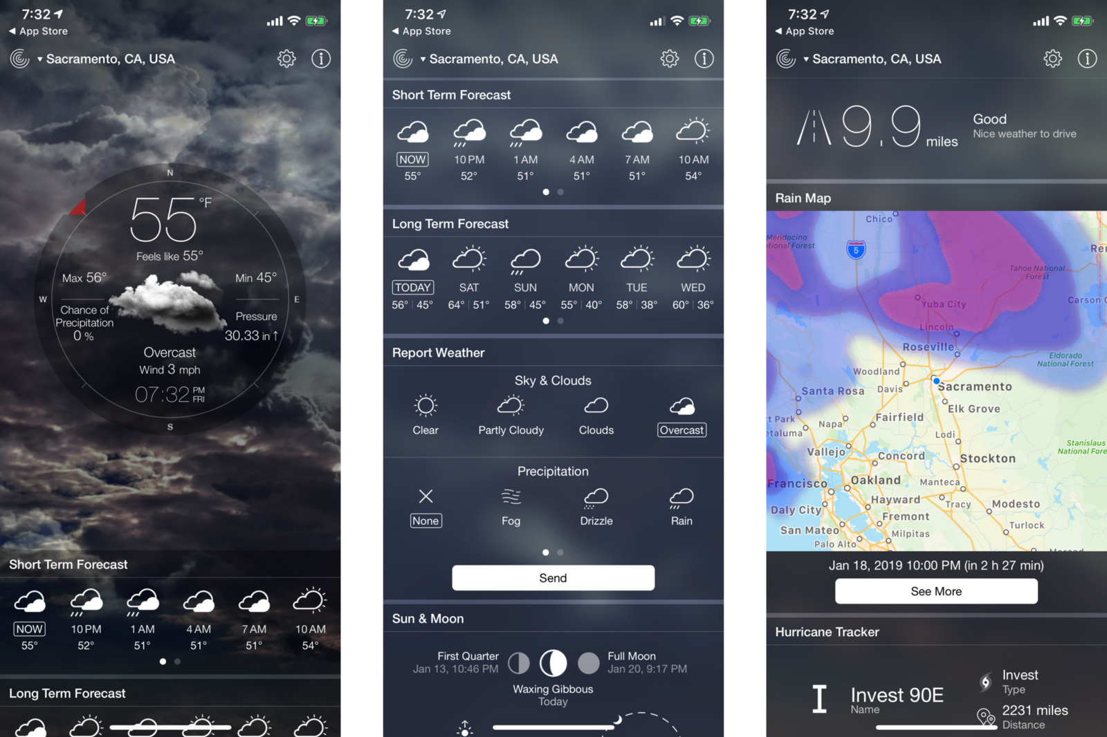 10 Best Weather Apps for the iPhone Weather information