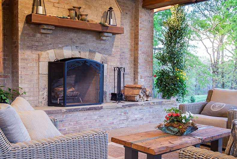 Outdoor Living Spaces - Outdoor Solutions - Jackson, MS