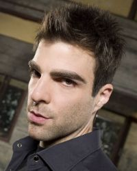 Zachary Quinto. My god <3 Make more! Please!