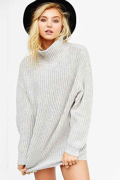 BDG Shaker Turtleneck Sweater , Urban Outfitters