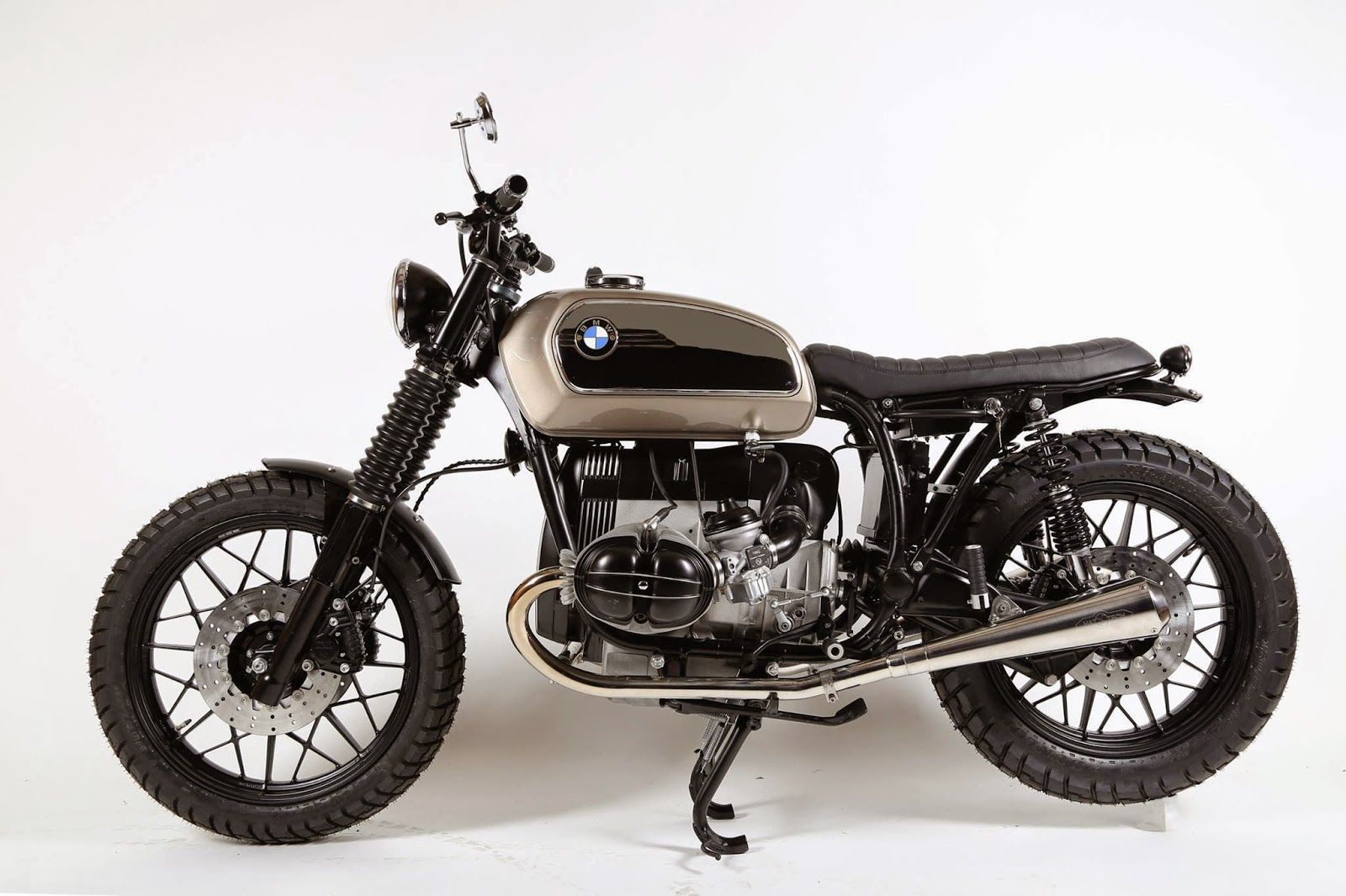 BMW R100rt Nr.17 by HB Custom from Holger Breuer 31632 Husum, Germany