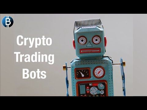 How do bots trade cryptocurrency