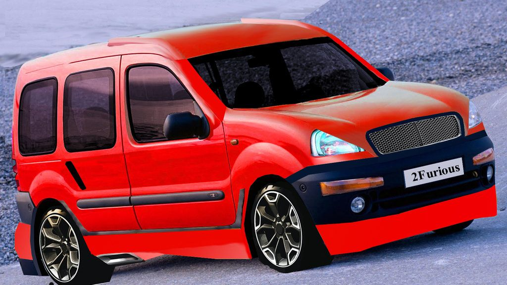 renault kangoo tuning 2 by jdimensions27 on deviantart. Black Bedroom Furniture Sets. Home Design Ideas