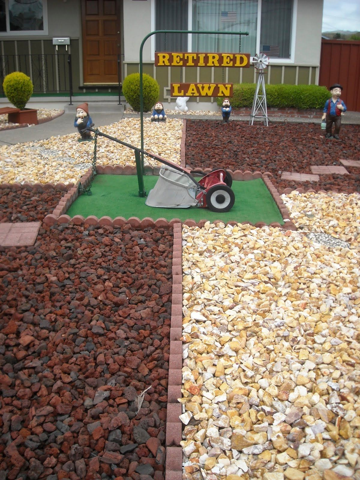 Front Yard Landscaping Drought Tolerant Plants Home Dignity