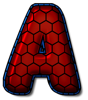 Alfabeto Tipo Spiderman. | TEM Spiderman en 2019 ...