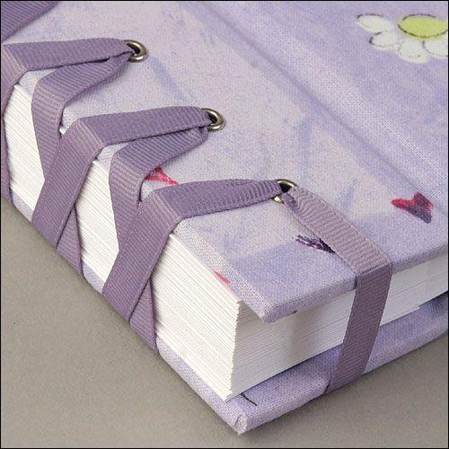 Woven Ribbon Binding