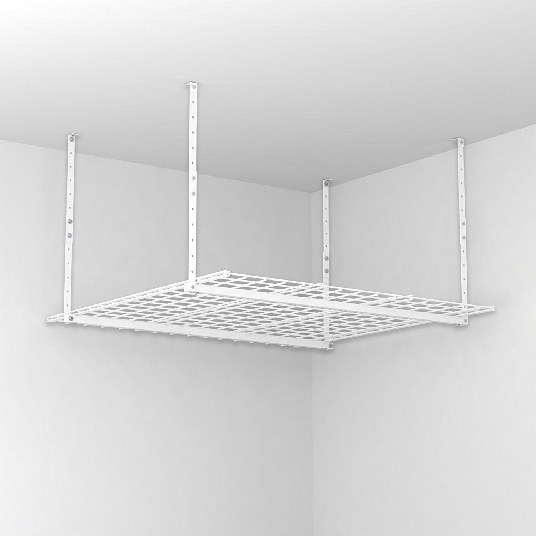 storage image to bike rack space garage overhead steps how build