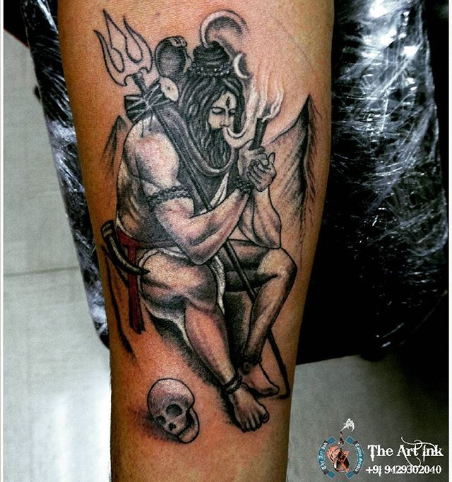 shiv shiva bhole mahadev art artist tattoo ahmedabad gurukul tattoos for guys. Black Bedroom Furniture Sets. Home Design Ideas