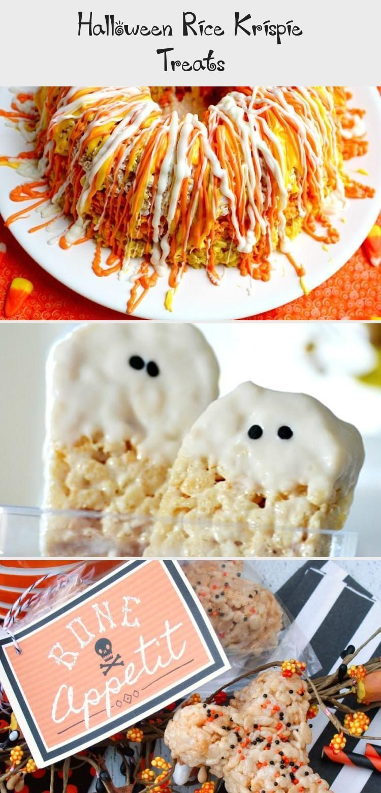 Halloween Rice Krispie Treats #halloweenricekrispietreatsideas Fun Halloween Rice Krispie Treats. Lots of great ideas to use for Halloween parties, class treats, or a fun Halloween activity. #ricekrispietreats #halloweenfun #halloweenrecipe #halloweenpartyideas #halloweentreats #FoodandDrinkHalloween #halloweenricekrispietreatsideas Halloween Rice Krispie Treats #halloweenricekrispietreatsideas Fun Halloween Rice Krispie Treats. Lots of great ideas to use for Halloween parties, class treats, or #halloweenricekrispietreatsideas