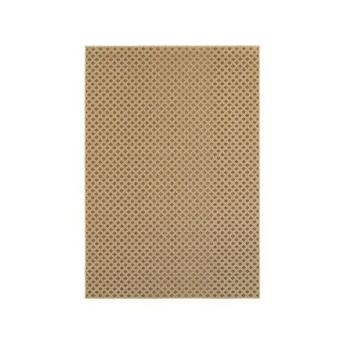 Santa Rosa Brown Rectangular: 7 Ft. 10-Inch x 10 Ft. 10-Inch  Rug - (In No Image Available)