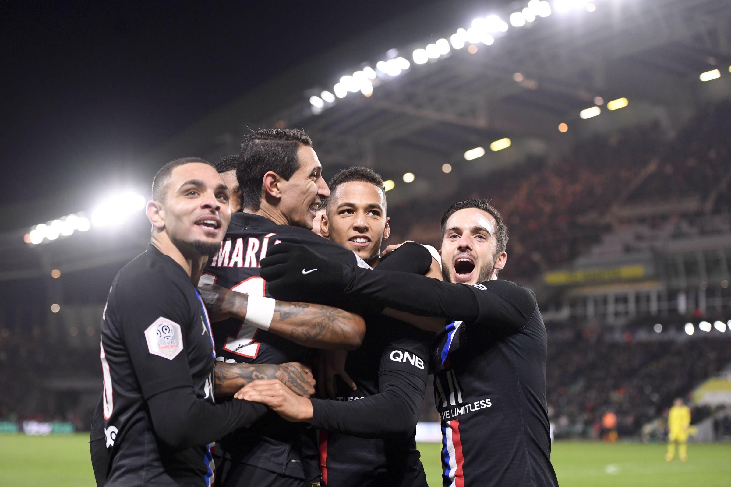 PSGLyon sur quelle chaîne voir le match de Ligue 1 à la