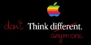 Think different?