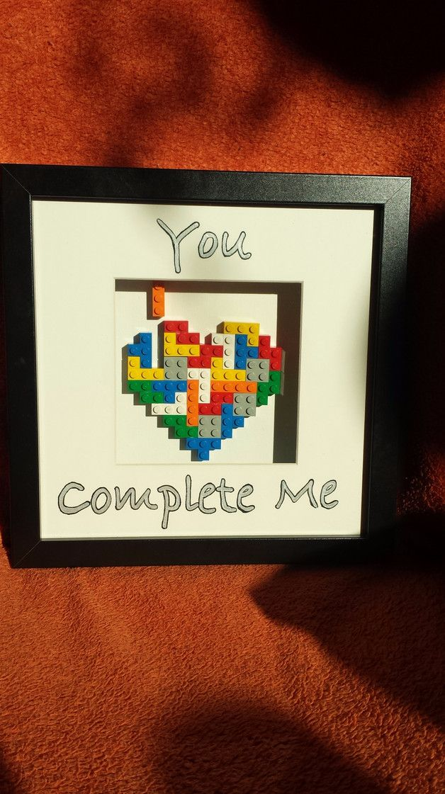 You Complete Me\