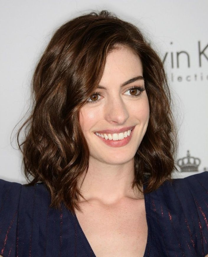 Shoulder-Length Hairstyles for Thick Hair | shoulder length hair 2014 - Hairstyles for Shoulder Length Hair ...