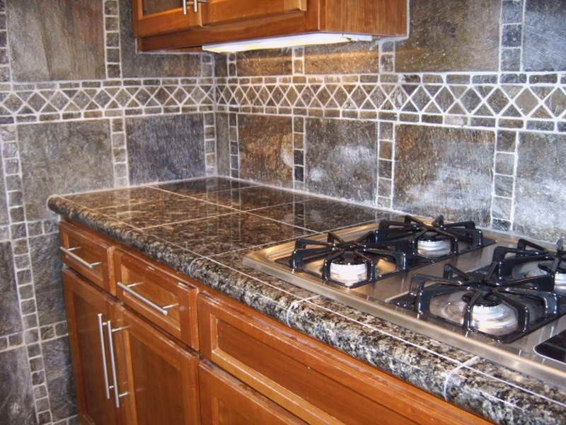 Types Kitchen Counter Tops Tile Marble Countertops Your Home