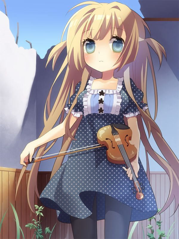 аниме маленькие девочки картинки