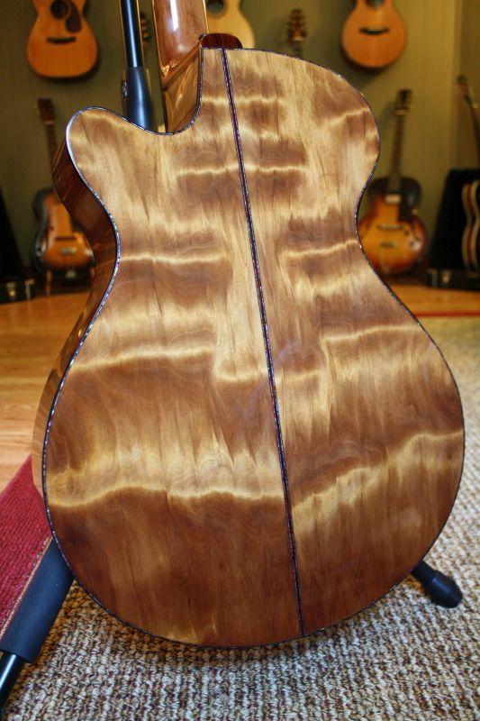 Laurie WIlliams Guitars
