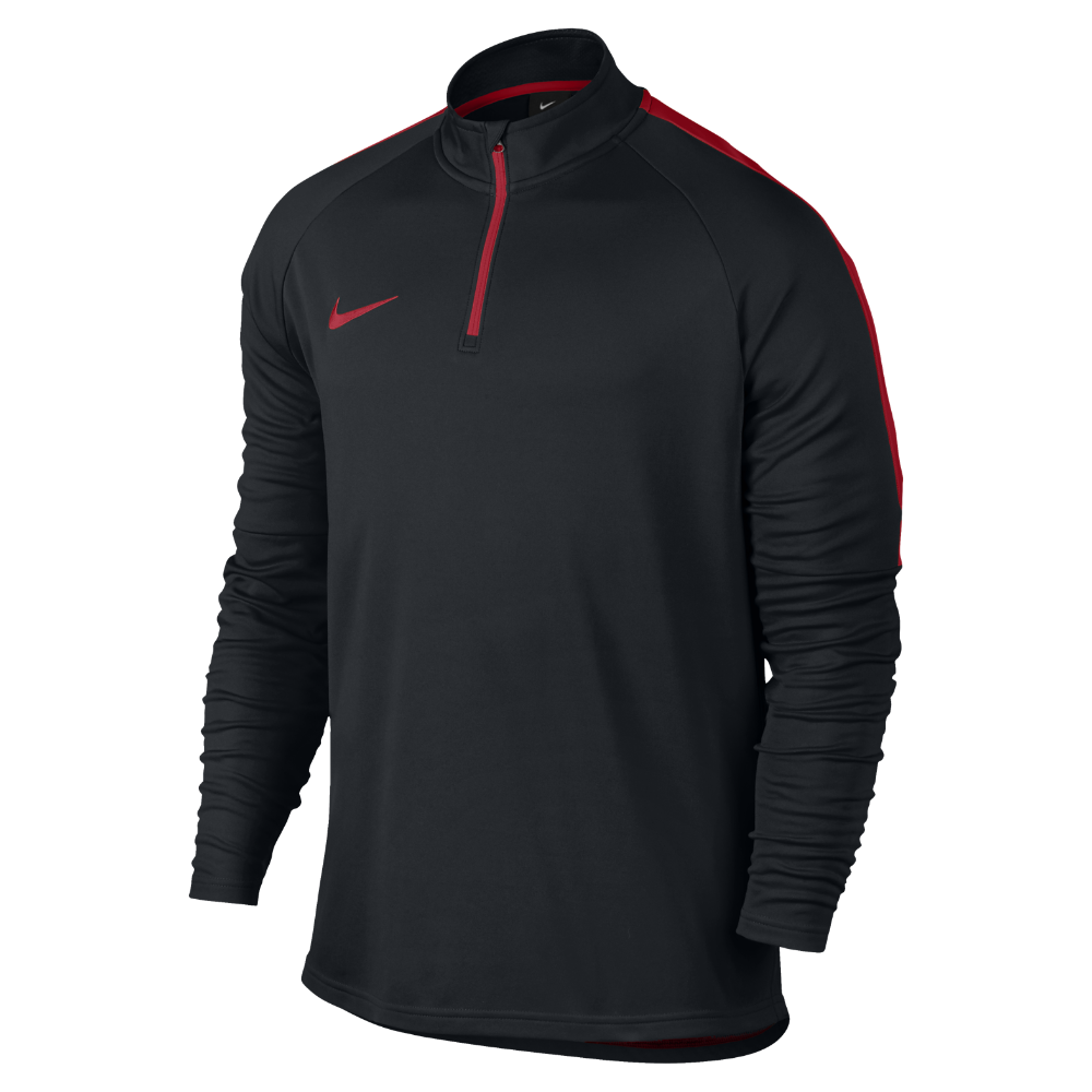 879b993456c5 Nike Dri-FIT Academy Men s 1 4 Zip Soccer Drill Top Size