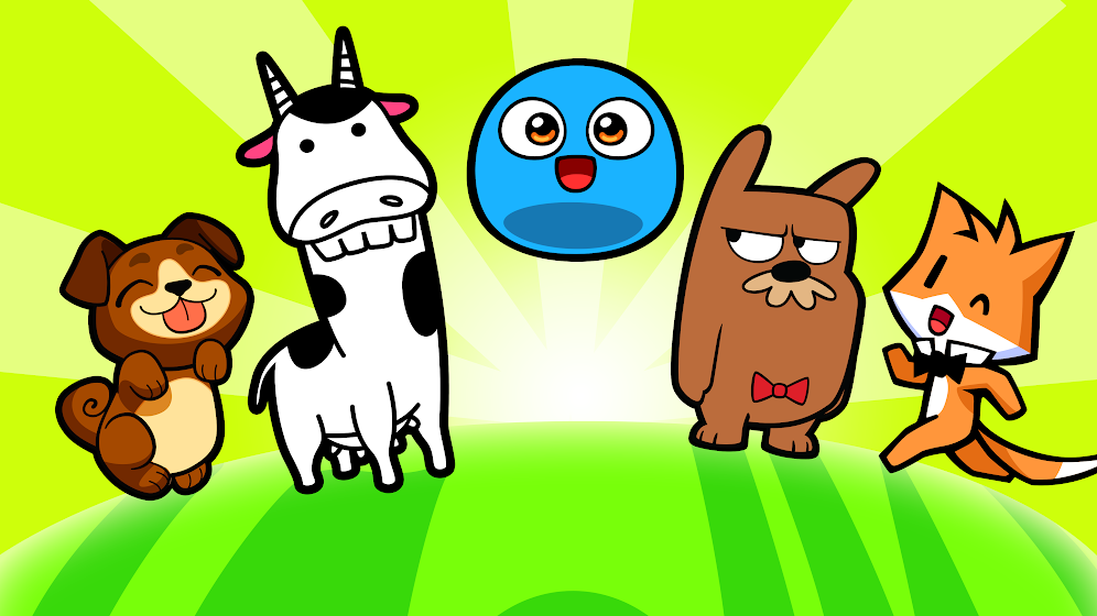 My Boo Your Virtual Pet Game Apps on Google Play
