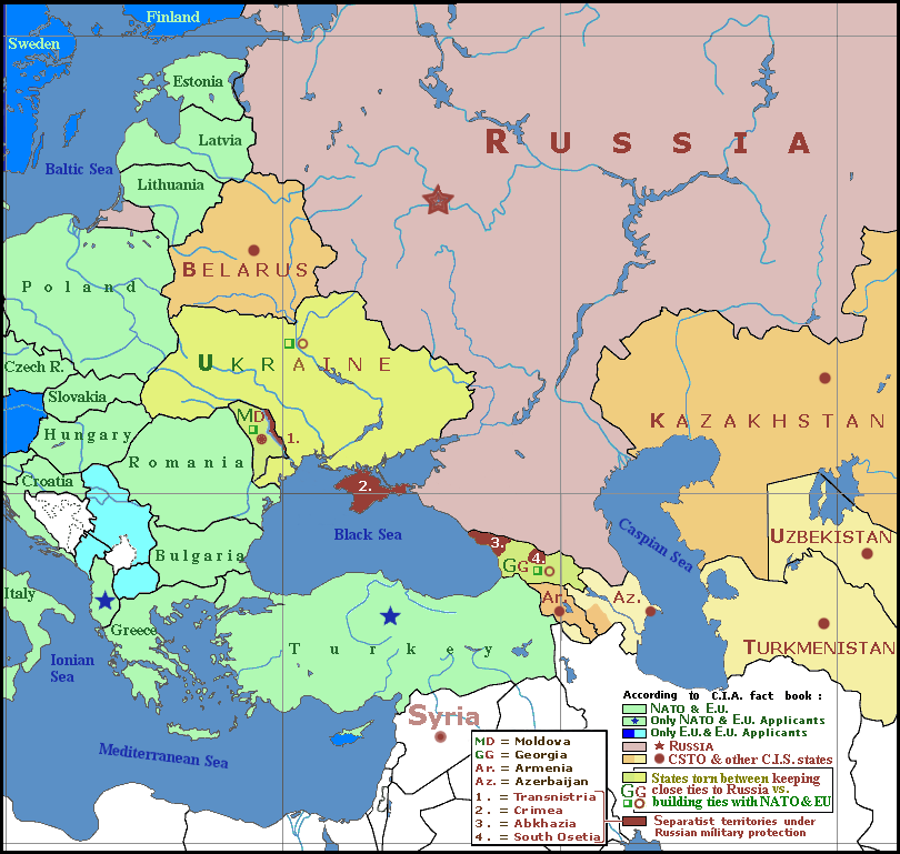 Geopolitcs of south russia including crimea according with the geopolitcs of south russia including crimea according with the cia facts books geopolitcs gumiabroncs Images