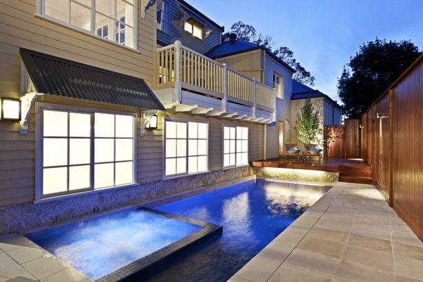 Outdoor Choosing The Creative Pool Designs For Small Spaces Pool For Small Spaces Ikea Pool For Residential Pool Small Backyard Pools Backyard Pool Designs