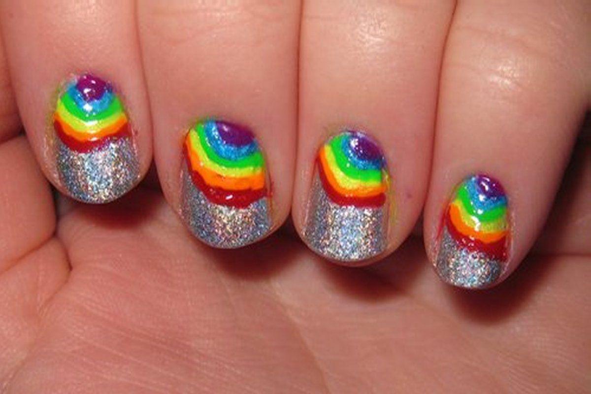 Cool Nail Polish Design Ideas for Short Nails | Art - Nails ...