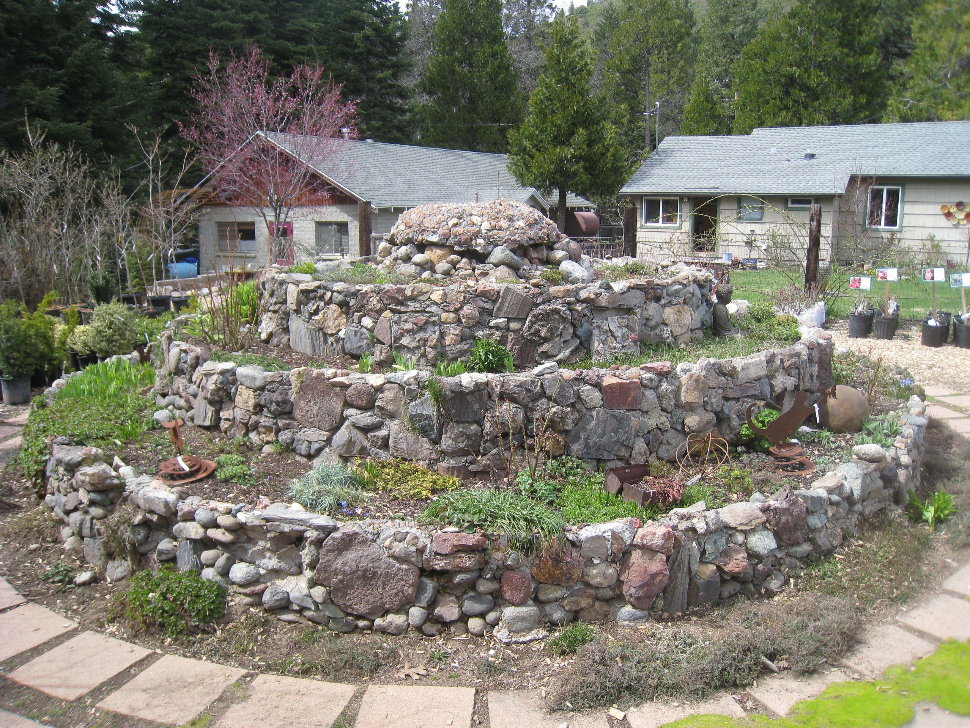 Spring Hill Nursery Mt Shasta Ca