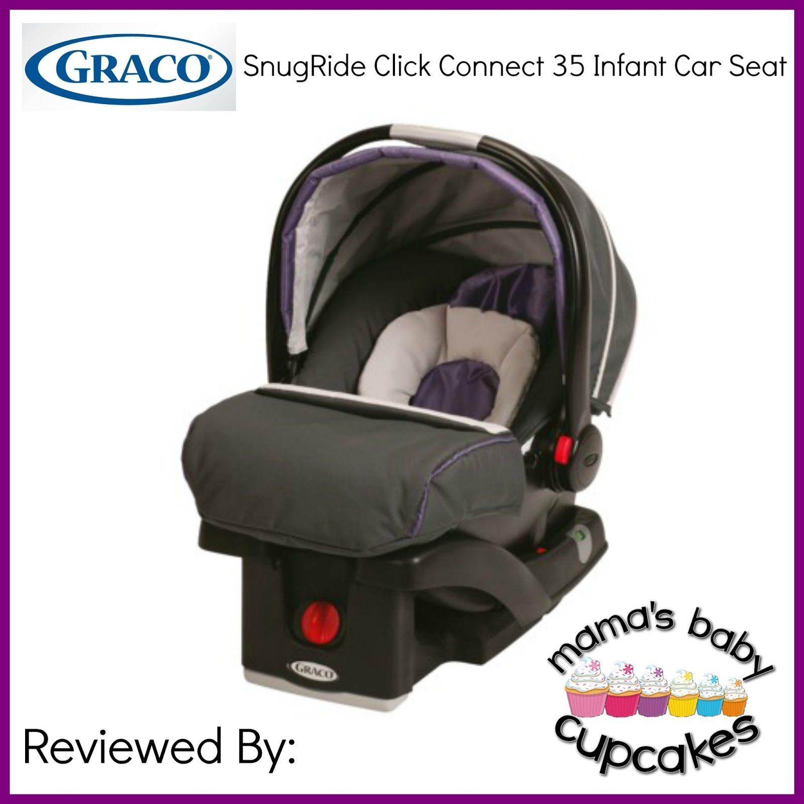 Graco SnugRide Click Connect 35 Infant Car Seat Giveaway – ends 2/17 ...