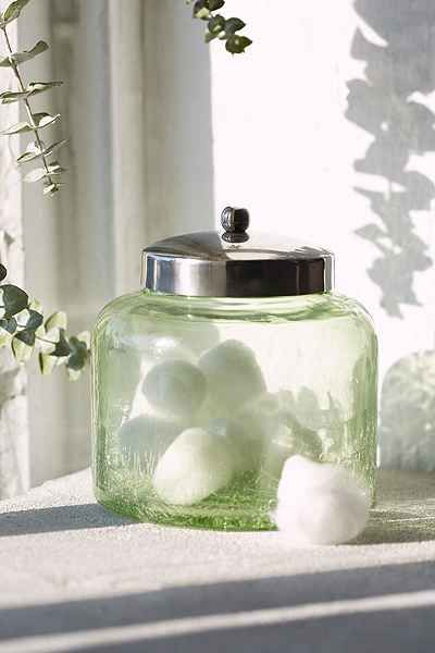 Sea Glass Jar Glass, Dorm and Apartments