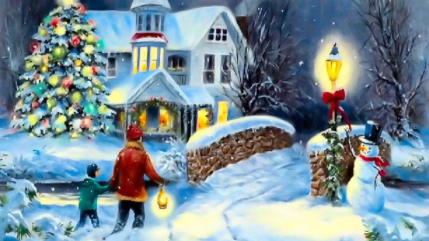 {title} (с изображениями) Рождественские картины