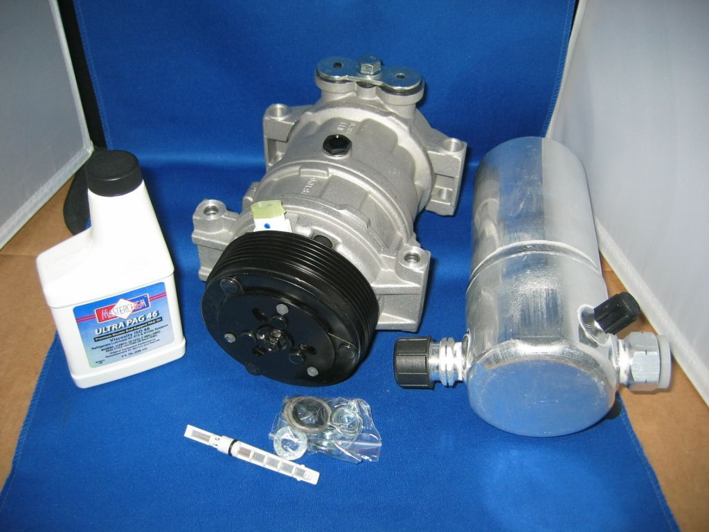 Chevy Blazer Air Conditioning Compressor Before You Call A