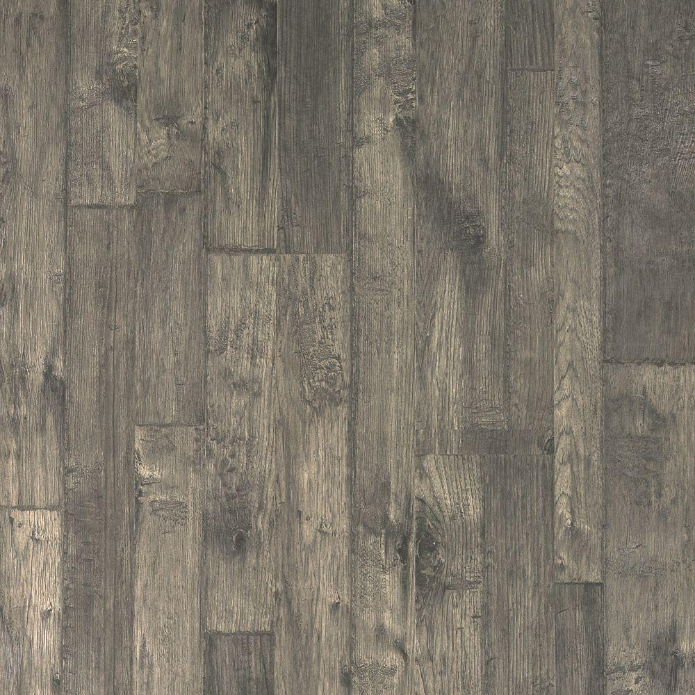 Pergo Outlast Bayshore Grey Hickory 10mm Thick X 7 1 2 In Wide X 47 1 4 In Length Laminate Flooring 19 63 Sq Ft Lf000972 Pergo Outlast Pergo Flooring