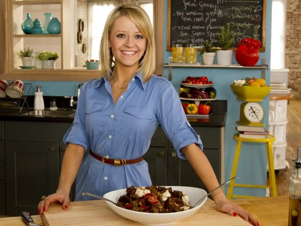 Veggie bliss on kelseys essentials tv chefs hair also love her shirt forumfinder Choice Image