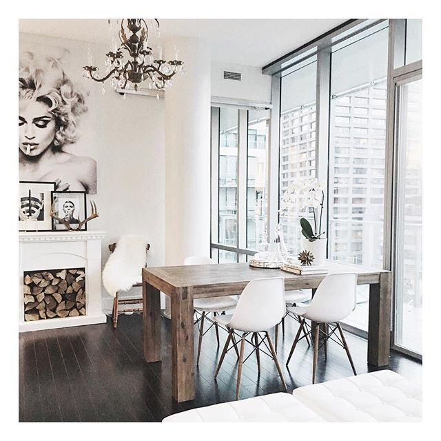 hamburg acacia wood dining table 71 39 39 eames eiffel chair. Black Bedroom Furniture Sets. Home Design Ideas
