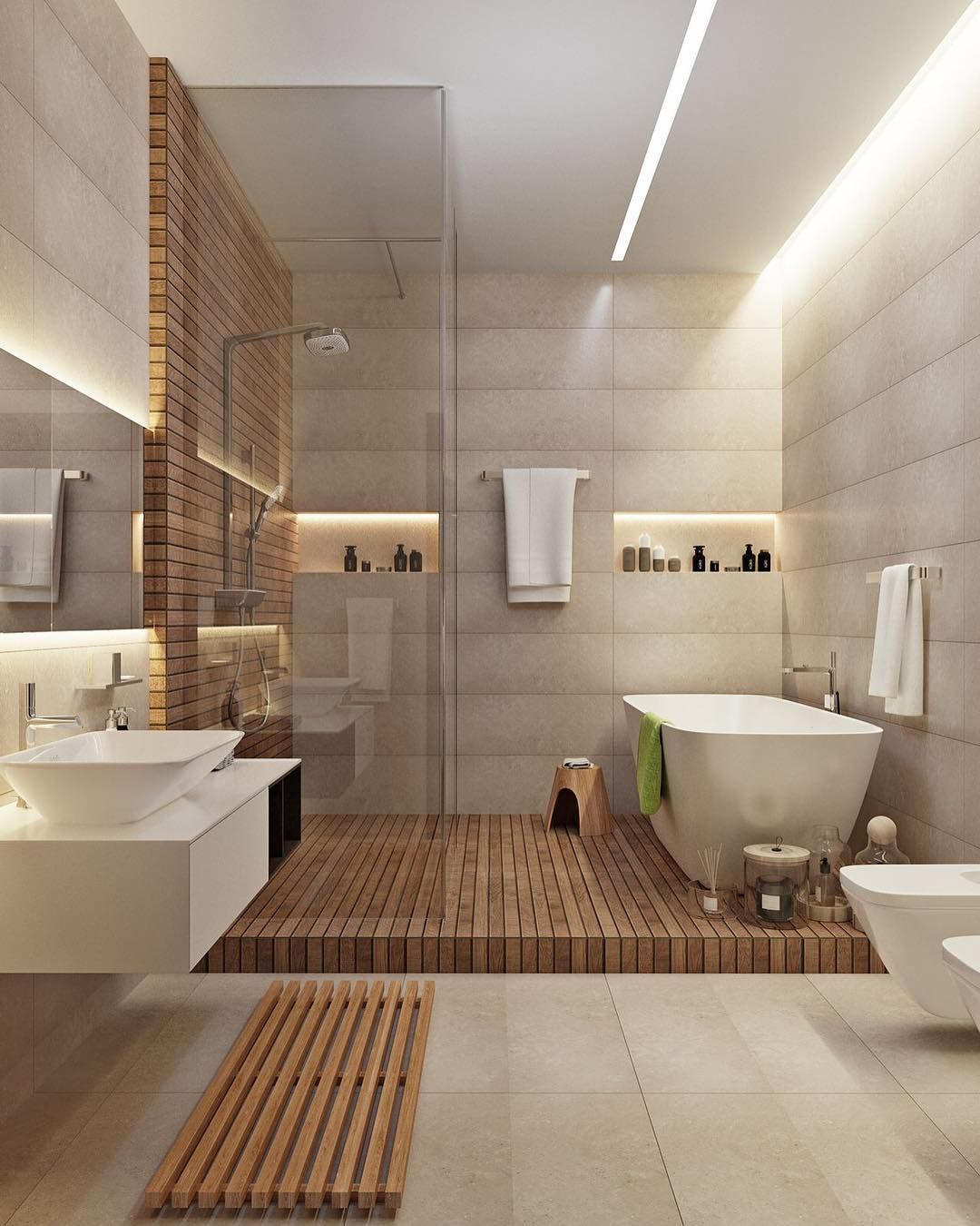 Pin von Carol Ng auf Bathrooms | Pinterest | Schöne bäder, Bäder und ...