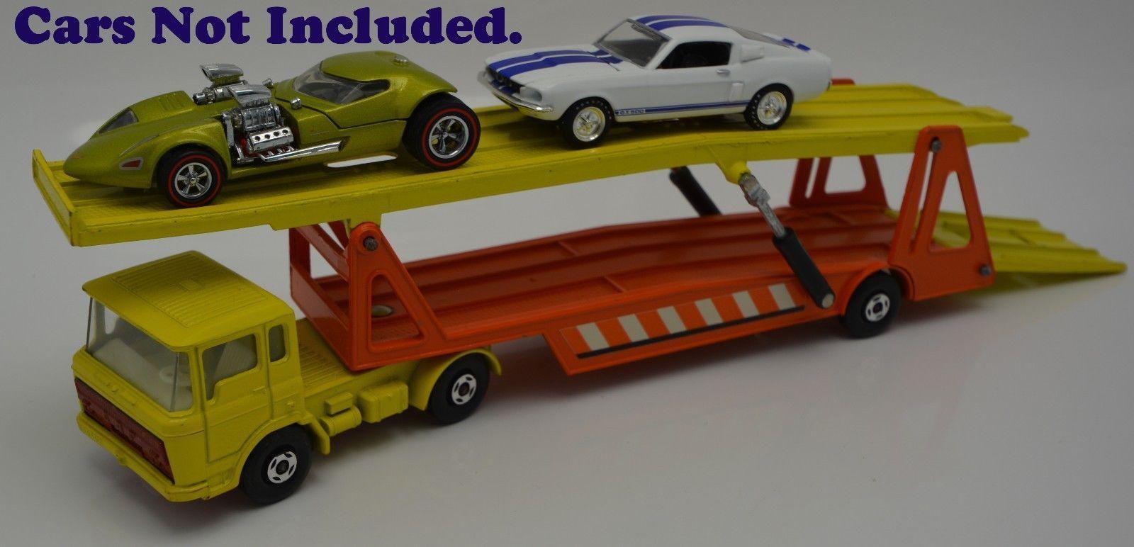 1 64 Car Transporter Matchbox Boxed Super Kings K 11 For Diorama Matchbox Car K 11