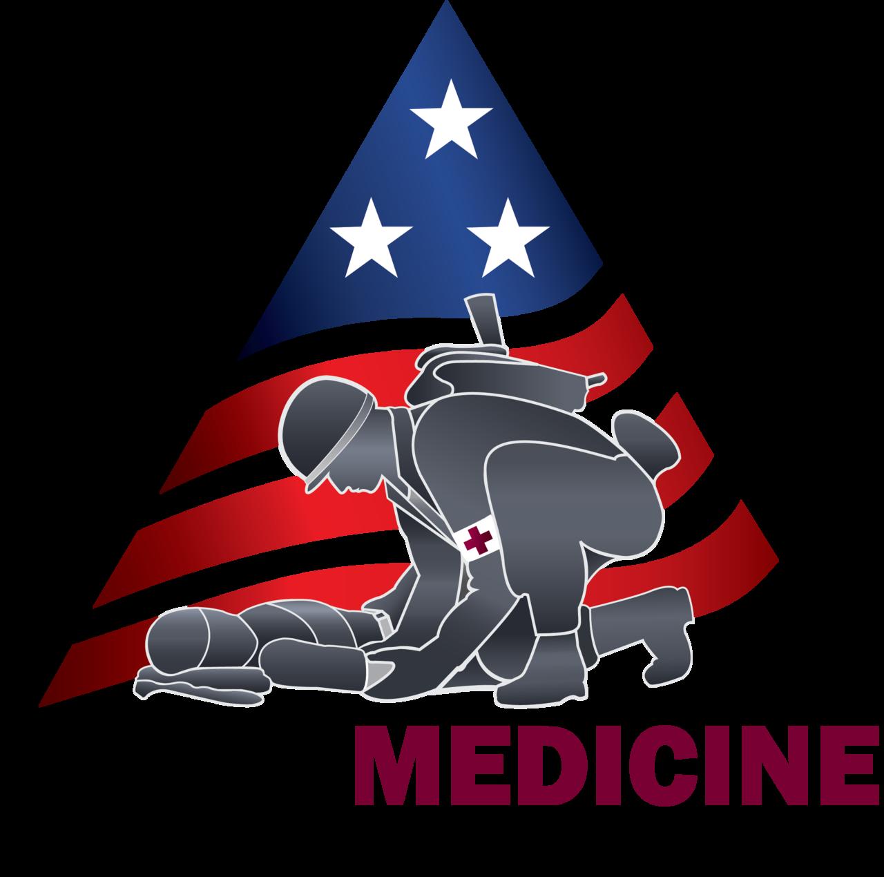 The new Army Medicine logo.