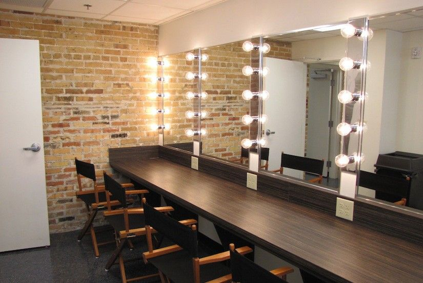 Image result for theatre dressing room design | Dressing Room ...