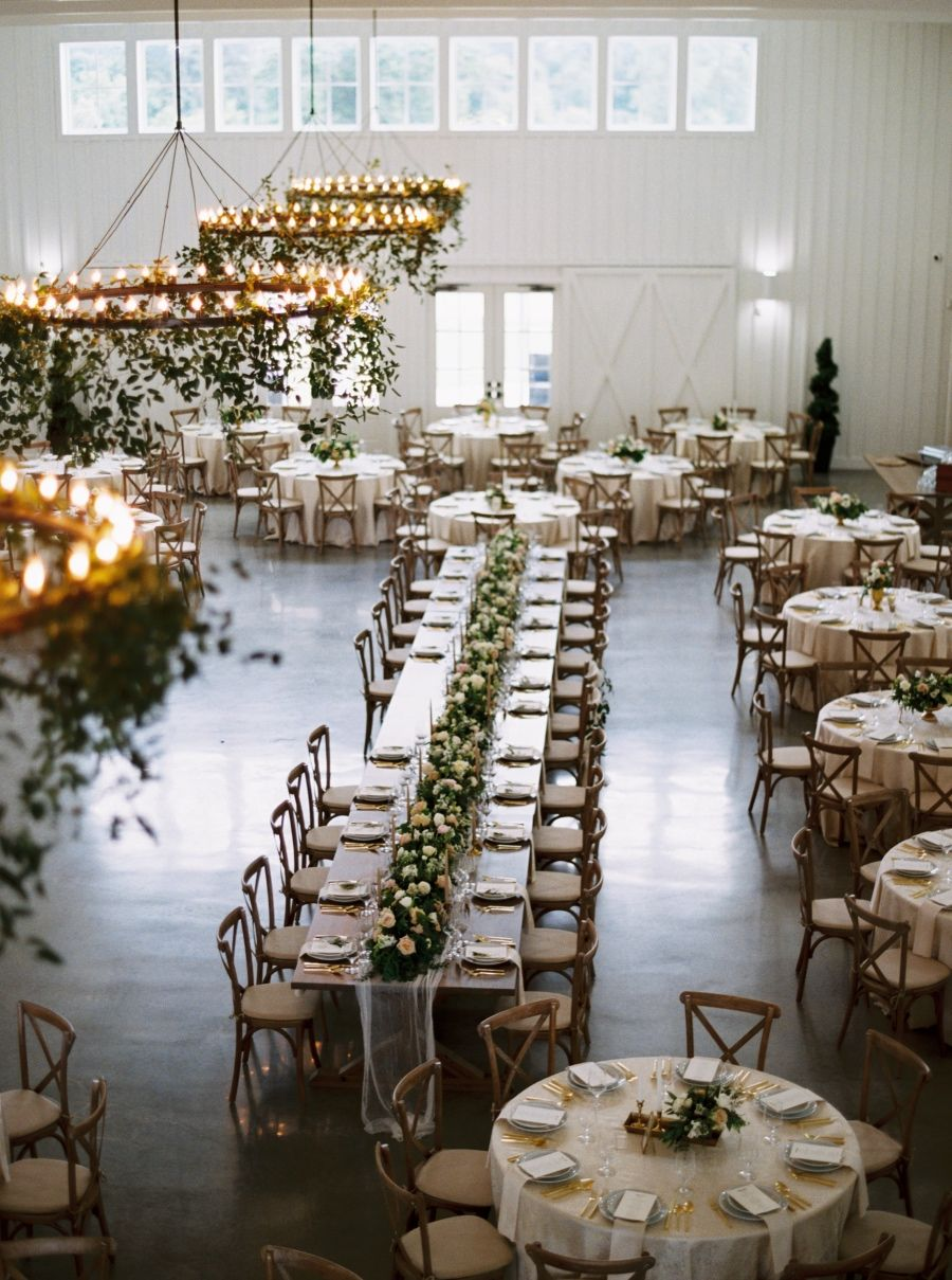 Romantic Blush Southern Wedding At The Farmhouse From Nicole
