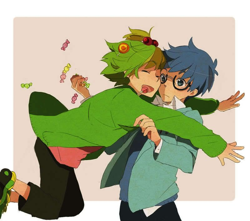 Happy Tree Friends Htf Nutty And Sniffles Anime With Images