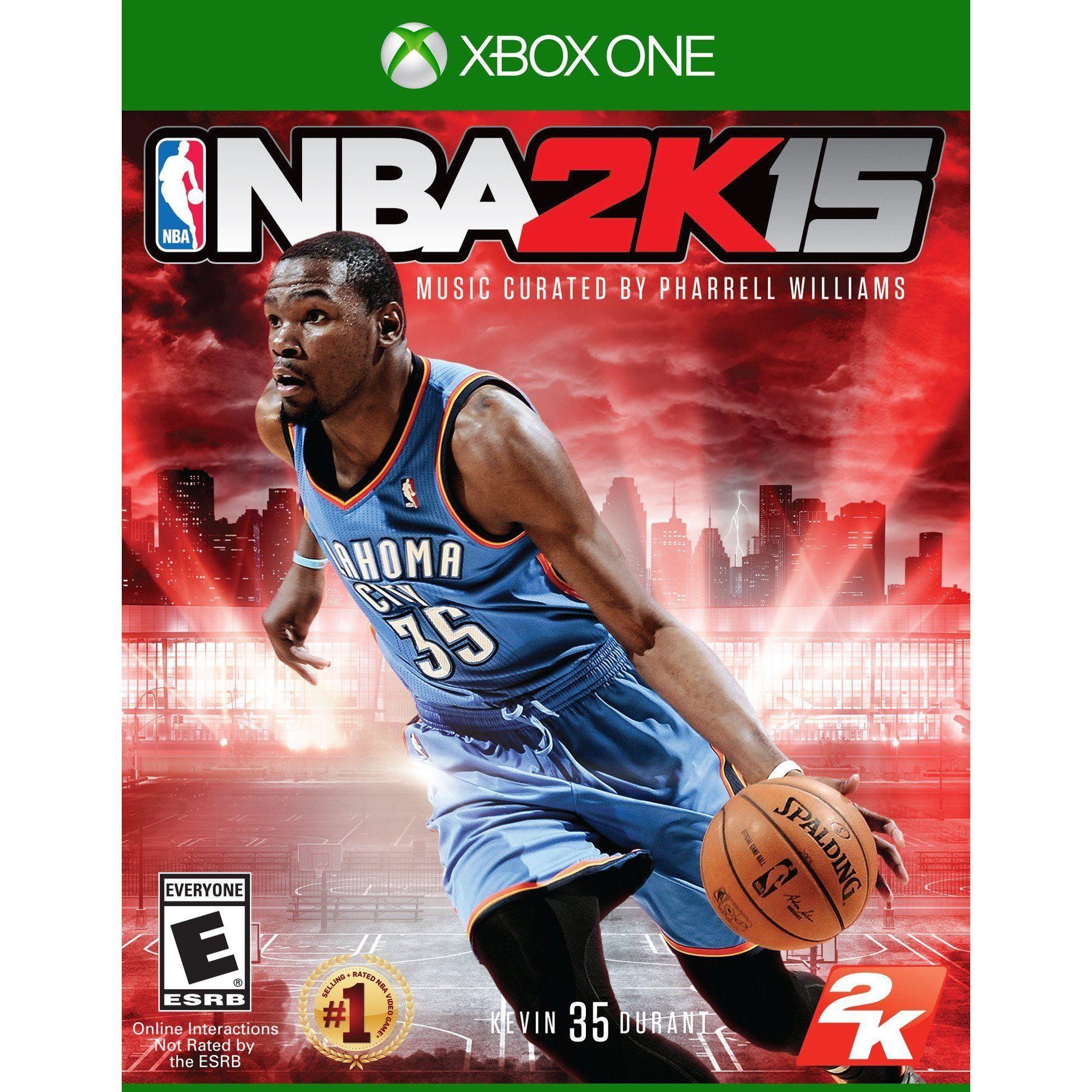 Take 2 Interactive Xbox One NBA 2K15 Ps4 games, Xbox