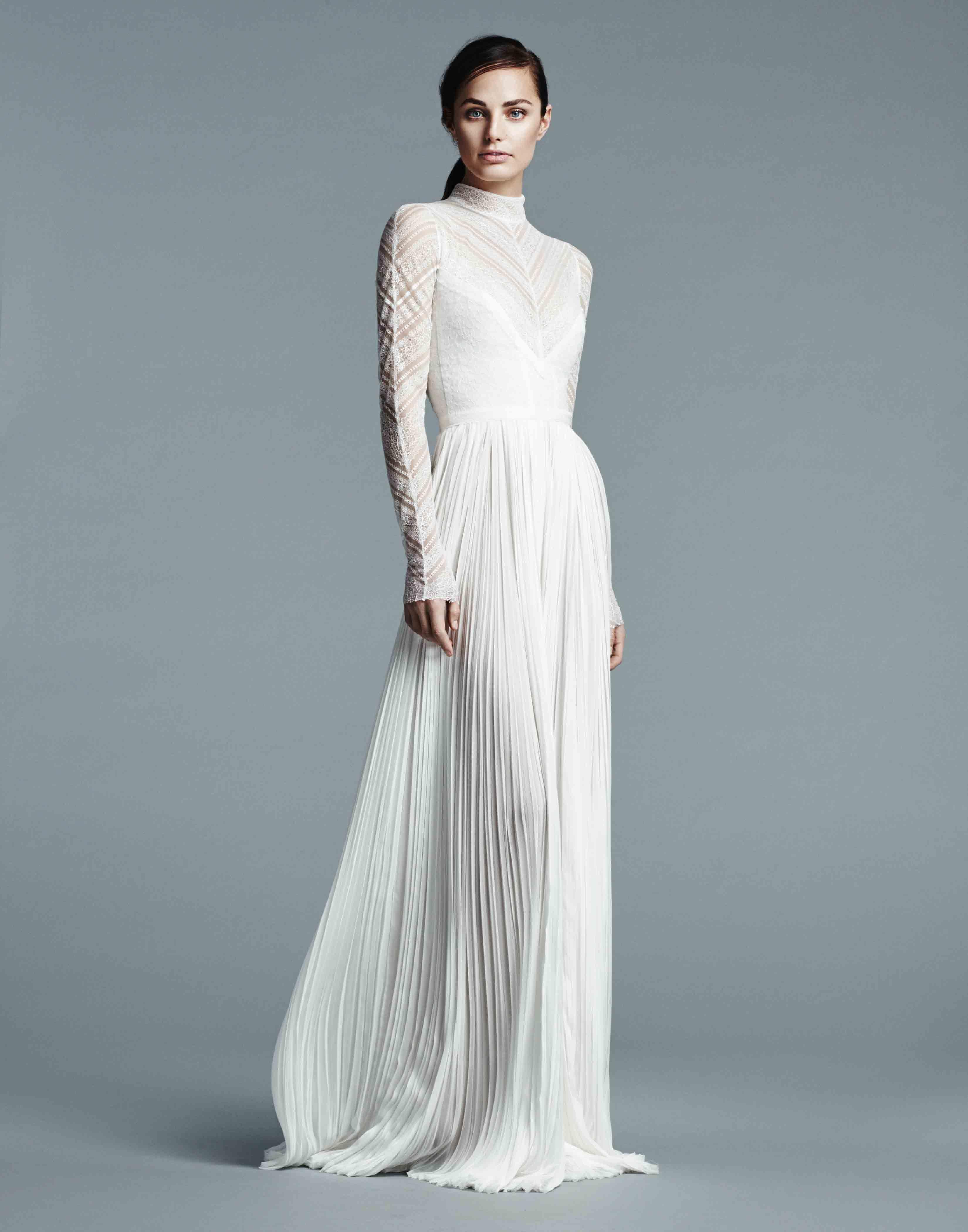 luscious long sleeve wedding dresses for wedding dress
